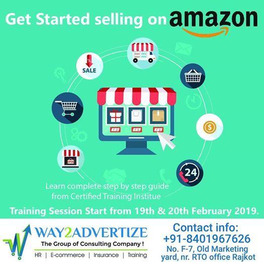 2 Days Amazon Training at Rajkot