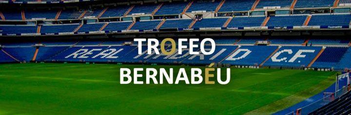 Resultado de imagen de R. Madrid-Fiorentina, trofeo santiago bernabeu