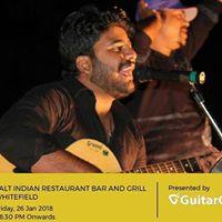GuitarClub presents Saher Live