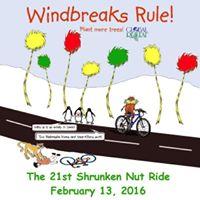The 21st Shrunken Nut Bike Ride