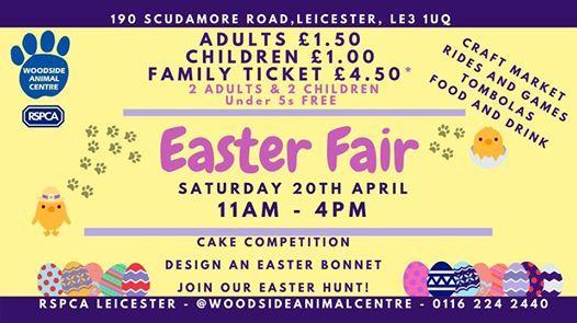 Woodsides Easter Fair