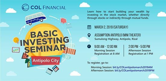 Basic Investing Seminar Assumption Antipolo Rizal