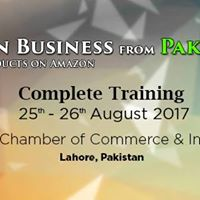Amazon Business from Pakistan