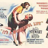 ITS A WONDERFUL LIFE (1946) at Historic Crest Theatre Fresno