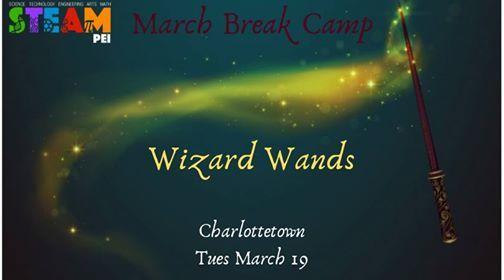 March Break Wizards Wands