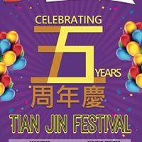 Tian-Jin Festival Celebrating 5 Years