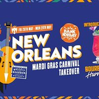 New Orleans Festival &amp Special Guests Mr Wilsons Second Liners