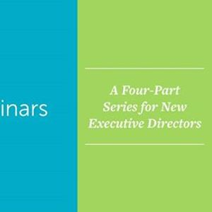 Fall 2019 Executive Directors Leadership Seminars