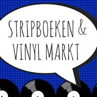 Stripboeken &amp Vinyl Markt