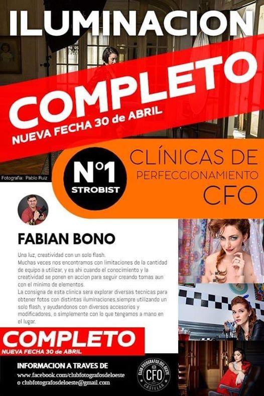 Nueva Fecha Clnica N1 STROBIST - por FABIN BONO