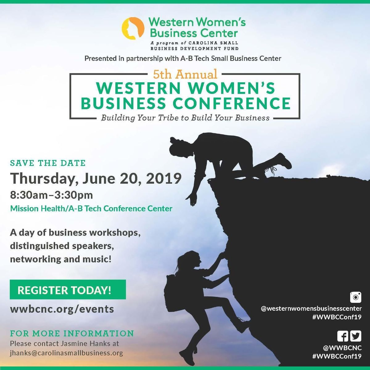 5th Annual Western Womens Business Center Conference Building Your Tribe to Build Your Business