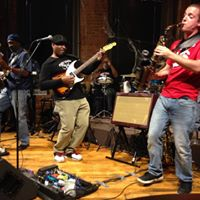 Live at the Five Spot feat. Dexter ONeal &amp Funk Yard