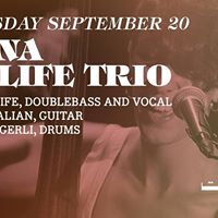 Donna Khalife Trio