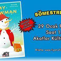 My Snowman (nteraktif ngilizce ocuk Tiyatrosu)
