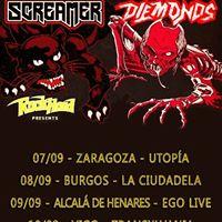 Screamer  Diemonds