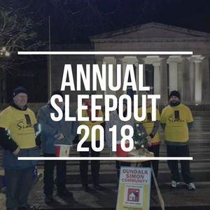 Dundalk Simon Annual Sleep-Out 2018
