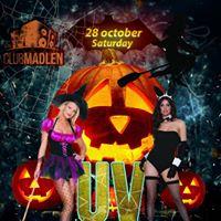 UV Halloween Party Club Madlen 28.10.2017