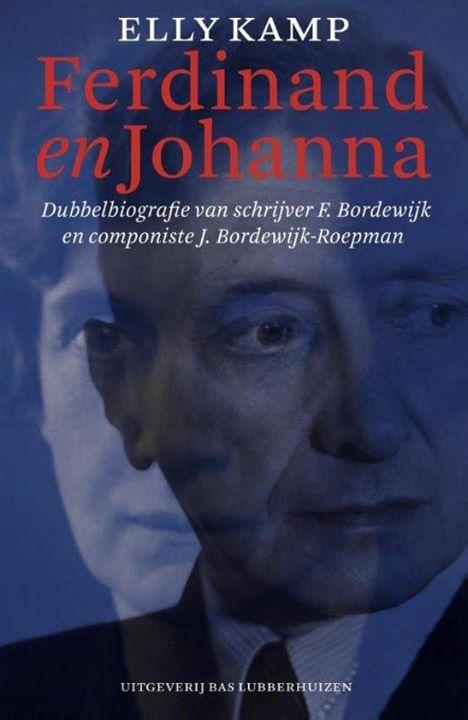 Literaire avond rond Ferdinand en Johanna Bordewijk