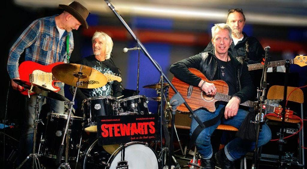 Stewarts - Back on the road again...