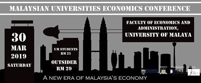 Malaysian Universities Economics Conference