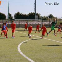 H2 Football Camp in PortoroPiran