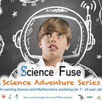 Science Fuse Science Adventure Series