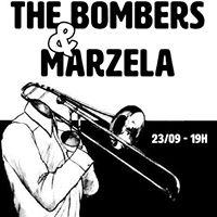 The Bombers &amp Marzela no Bar Casamarela.