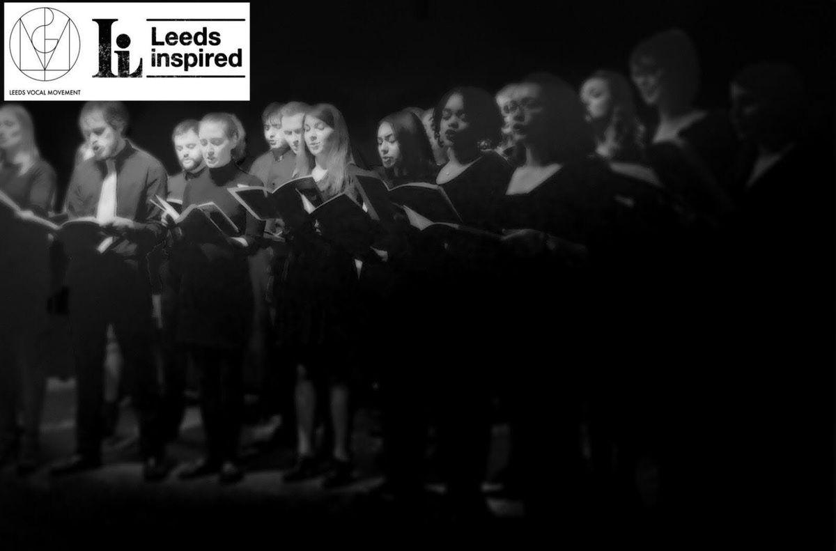 Leeds Vocal Movement Workshop 0-to-singing with Neil Balfour
