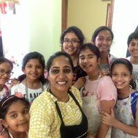 Kids Christmas Baking workshop