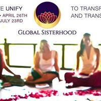 Cerchio al femminile sincronizzato- Global Sisterhood