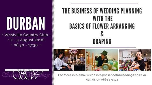Wedding Planning With The Basics Of Flowers Draping At Westville