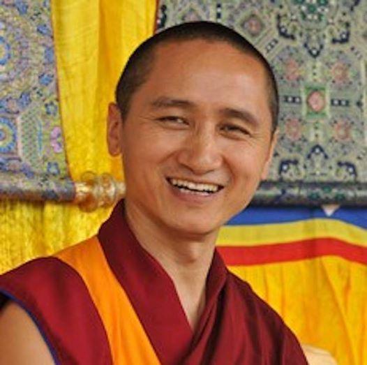 Geshe Tenzin Zopa is back in February