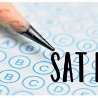 SAT Prep Class July 29 - September 23