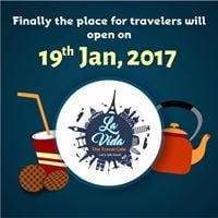 Launch of La Vida - The Travel Cafe