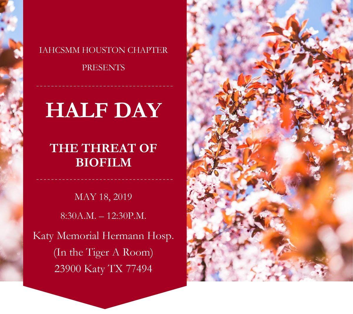 Half Day Seminar: The Threat Of Biofilm at Memorial Hermann