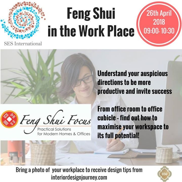 Feng Shui in the Work Place