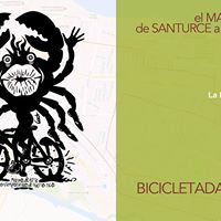 Cangrejeo por el barrio (Bicicletada)