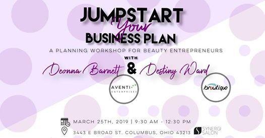 Jumpstart Your Business Plan for Beauty Entrepreneurs
