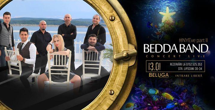 Revelion Russian Style w. Bedda Band