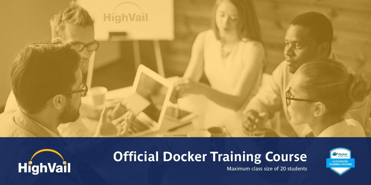 Docker for Enterprise Operations Course - Toronto