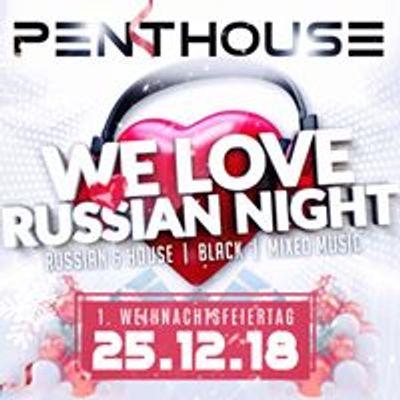 WE LOVE RUSSIAN NIGHT