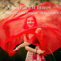 Seminar Magia Ciclului Feminin Braov - 07 Octombrie 2017