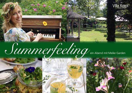 Its SummertimeGesang und Piano von Meike Garden