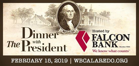 Dinner with The President Hosted by Falcon Bank