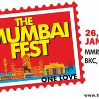 The Mumbai Fest - 26th 27th &amp 28th January 2018