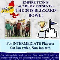 2018 Blizzard Bowl