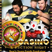 Bears Young Family Fundraiser - Casino &amp Auction Night