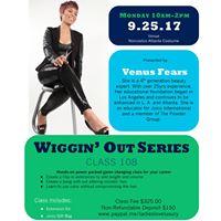 Wiggin Out With Venus