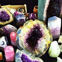 Show de Las Gemas Minerales y Fsiles de Tucson