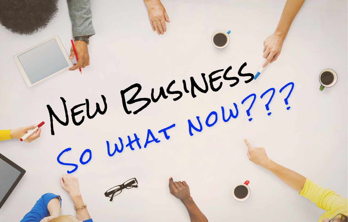New   Business   Enterprise            SO WHAT NOW